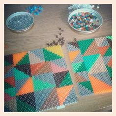 Perler bead pegboards by nanse30