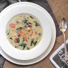 No soup for you! on Pinterest | Soup Recipes, Soups and Chicken Soups