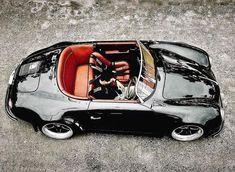 When Style Meets Performance: Exotic Cars 101 Corvette Cabrio, Chevrolet Corvette, Porsche Sports Car, Porsche Cars, Vintage Porsche, Vintage Cars, Porsche Sportwagen, Porsche 356 Speedster, Auto Retro