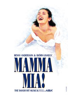 A great poster from the smash hit Broadway musical based on the songs of ABBA - Mamma Mia! Check out the rest of our fantastic selection of Broadway Musicals posters! Need Poster Mounts. Broadway Plays, Broadway Theatre, Musical Theatre, Broadway Shows, Arts Theatre, Mamma Mia, Recital, Broadway Musicals, Miss Congeniality