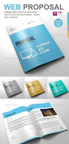 Sponsorship proposal template details of organisation sponsorship 55 best business proposal templates in indesign psd ms word accmission Image collections
