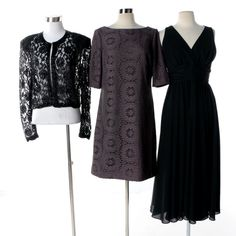 7f48fcf1a5c Vintage Jack Bryan Evening Wear with Adrianna Papell Dress