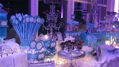 wish I could have another wedding.. just to do this! purple & turquoise... my 2 fave colors!
