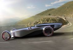 Rolls-Royce Eidolon 2030 Concept