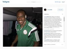 Welcome to Nonsoloaded's blog: I Was Stripped Unclad And Thrown Out — Enyeama