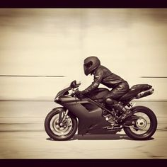 Future bike. Matte Black 1198 Ducati - Running stealth... I want to get off and see the look on everyone's face when I take my helmet off! #dreamBIG