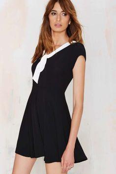 Waterloo Georgette Dress