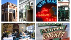 25 Classic Denver Restaurants.  They range in age from 18 to over 100.