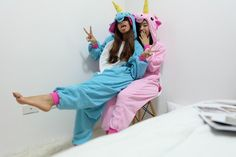 unicorn onesies, pink unicorn, blue unicorn, unicorn