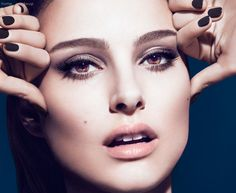 Natalie Portman Dior Make up 4