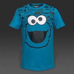 7f550ab66f97 Puma Kids Sesame Street Tee Blue Danube
