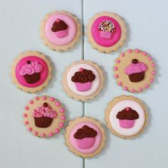 Postreadicción galletas decoradas, cupcakes y pops: Tutorial: galletas decoradas con moldes de silicona