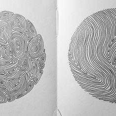 Drawing On Creativity - Drawing On Demand Kunstjournal Inspiration, Sketchbook Inspiration, Art Sketchbook, Fashion Sketchbook, Doodle Patterns, Zentangle Patterns, Zentangle Drawings, Art Drawings, Zentangles
