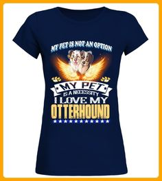 I Love My OTTERHOUND - Otter shirts (*Partner-Link)