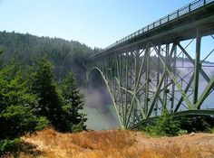 Deception Pass Bridge--1 of 11 Washington State Landmarks That Are Totally Worth The Drive
