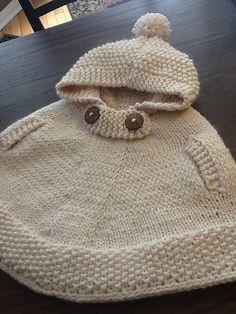 Ravelry: ShimmyStitch's Baby Poncho