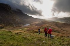 Mid level walks in Snowdonia