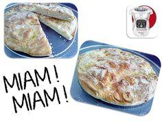 Délicieuse tarte au sucre, facile et rapide avec le Companion de cuisine Moulinex ! - ou le thermomix.