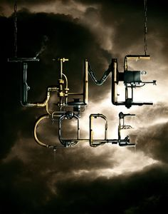 Time Code by Richard Roberts, via Behance