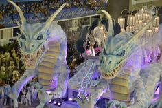 Amazing float at #Carnival in Rio! #Brazil