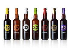 32 Beer — Designer unknown