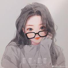Dark Anime Girl, Cool Anime Girl, Beautiful Anime Girl, Manga Girl, Anime Art Girl, Cartoon Girl Images, Cartoon Girl Drawing, Anime Girl Drawings, Girl Cartoon