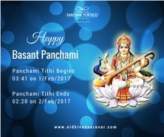 May this occasion of Basant Panchami, brings the wealth of knowledge to you. May you be blessed by Goddess Saraswati  and all your wishes come true.  Happy Basant Panchami #HappyBasantPanchami #vaasantpanchami #FestivalsinIndia  #Vrindavan #NidhivanSarovarPortico