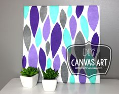 DIY_Canvas_Art
