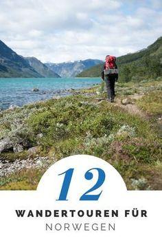 Wandern in Norwegen – unsere Tipps und Touren