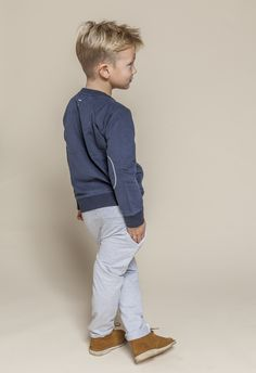 classic colors / blues and browns / boy style / clothes