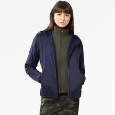Uniqlo Women Shearling Hooded Jacket (2 Colors) $19.90 (uniqlo.com)