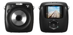 Fujifilm Instax SQUARE Hybrid Camera Launched For those unfamiliar, Fujifilm has a series of Instax film cameras where just like Polaroid cameras, you could snap a photo and have it printed on… Instax Film, Instax Camera, Fujifilm Instax Mini, Polaroid Cameras, Instant Print Camera, Instant Film Camera, Digital Camera Lens, Camera Shy, Camara Fujifilm