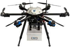 Mira: El primer dron autorizado para el repartos volará el 17 de Julio en los Estados Unidos
