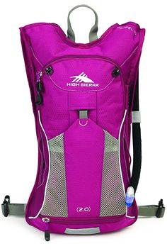 High Sierra Propel 70 Hydration Pack: Versatile small pack is ideal for keeping you hydrated during road biking, trail running and hiking. A versatile adventure lifestyle gear for adventurers everywhere. Hiking Gear, Camping Gear, Best Hiking Backpacks, Hydration Pack, Online Bags, Just For You, Packing, Bike, Classic