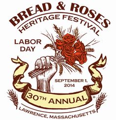 LAWRENCE -- The Bread and Roses Heritage Festival wears two hats -- one celebrating multiculturalism and the other economic and social justice. Both hats get worn at the festival each Lawrence Massachusetts, Bread And Roses, Market Baskets, Rose Tattoos, Cool Artwork, Tattoo Inspiration, Illustrators, Social Justice, Banjo
