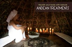 Experience spa services featuring natural Andean treatments | EcoTours - Destination Peru | Itinerary designed by @CW | #OSMEcoTours #Peru