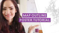 Create a street map outline poster for your wall, or for a DIY Christmas gift with this Adobe Illustrator tutorial! Please remember to subscribe http://bit.l...