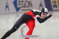 Karolína Erbanová (Czech Republic - Speed Skating)