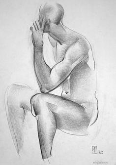 #рисунки #рисование #карандаш #графика #натура #графит #бумага #художник #figure drawing by Alexander Glazkov #scetch #drawing #sketches #nature #pencil #figurative