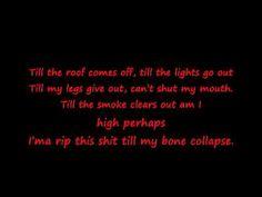 Eminem  till i collapse  lyrics - a good workout song!