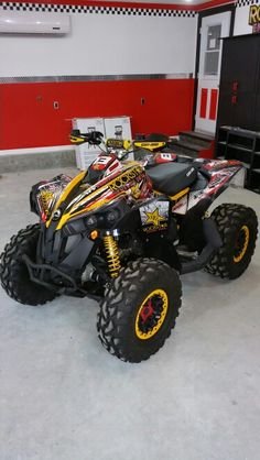 1000 images about atv on pinterest can am atv exhaust and quad. Black Bedroom Furniture Sets. Home Design Ideas