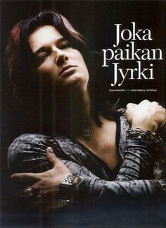 ===Jyrki Linnankivi ===THE 69 EYES===