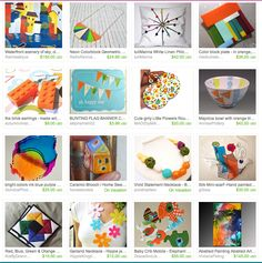 http://www.etsy.com/treasury/MTU4MzIxNTd8MjcyMDIyNDczNw/oh-happy-day    lovely, lovely colorful colors.