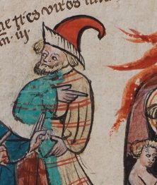 Basel, Universitätsbibliothek, A II 5, f. 78v, 1393, Germany