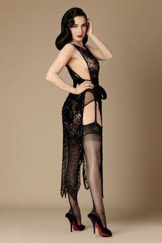 Dita Von Teese Collection - Dita French Heel