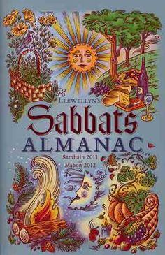 $11.00  2012 Sabbats Almanac by Llewellyn