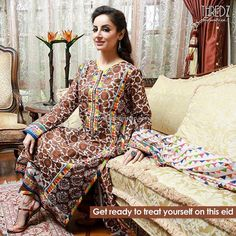 Thredz Lawn 2013 Dresses Collection for Eid 014