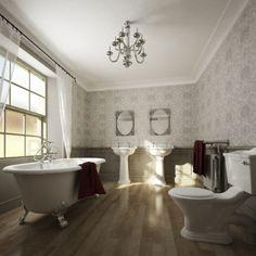 Beautiful Traditional Bathrooms