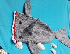 Shark Sleeping Bag Baby Shark Blanket Baby Cocoon #crochet #afghan #throw #knitting #patternsforcrochet #freecrochetpatterns #baby #babyshowergift #babydecor #babyroom #babynursery #mom #felt #babyfelt #babygift  #babytrend #babycrip #babyshoes #babies #nurserydecor #blanket #farmhousedecor #farmhouse #restorationhardware #trendy #style #redecorate #homedecorating #doormat #rug #homerug #babyrug #BathroomRug #pompom #babyroom #ragrug