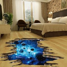 Removable Wall Stickers Space Galaxy Stars Planets Universe Art Room Decor US Wall Stickers Space, Wall Stickers Ocean, Large Wall Decals, Floor Stickers, Removable Wall Decals, Wall Stickers Home Decor, Vinyl Wall Decals, Vinyl Art, Window Stickers